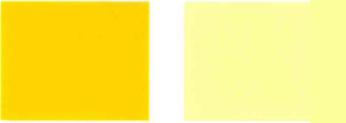 Пигмент-желто-180 Цвет